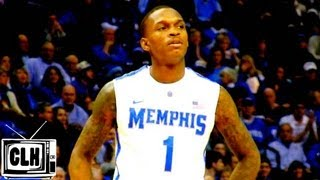 "Joe Jackson is the ""King of Memphis"" - 2012-2013 Memphis Tigers highlights - Adidas Nations"