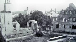 preview picture of video 'Bruchsal, Zertörung am 1. März 1945'