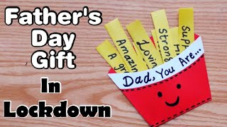 Fathers Day Gift Ideas With Paper | Fathers Day Gifts |Handmade Gifts For Dad | Paper Making Things