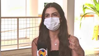 Intercambistas e estudantes de medicina de outros países vem a Patos de Minas conhecer a sistemática do SUS
