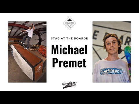 Michael Premet in Stag at The Boardr Presented by Marinela