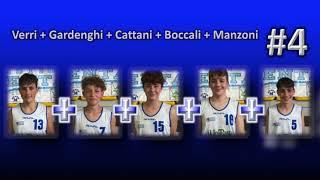 U14: Baricella – Cestistica highlights