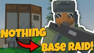FROM NOTHING TO RAIDING THE ENTIRE SERVER! (Modded Unturned #64)