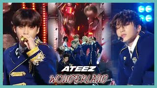 [HOT] ATEEZ - WONDERLAND, 에이티즈 - WONDERLAND Show Music core 20191026