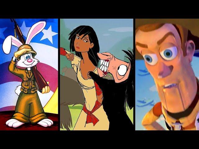 disney animation movies