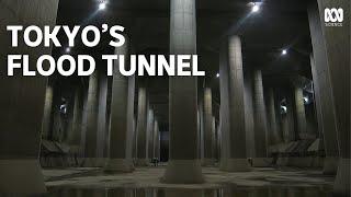 Tokyo Flood Prevention | Insane underground tunnel system in Japan!