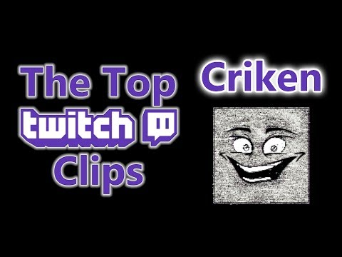 [T3C] The Top Twitch Clips of Criken