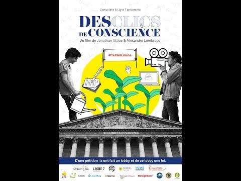 DES CLICS DE CONSCIENCE - Bande Annonce