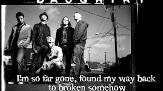 Daughtry Crazy lyrics