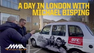 A Day in London With Michael Bisping
