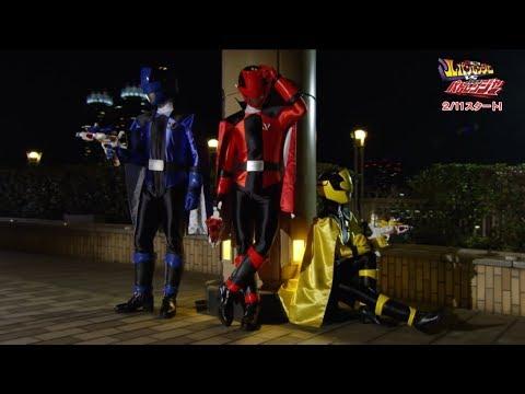 Kaitou Sentai Lupinranger VS Keisatsu Sentai Patranger (快盗
