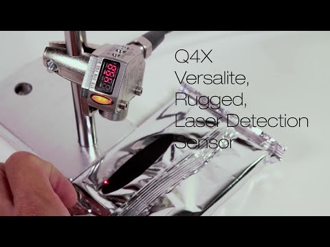 Q4X Shiny/Black Surface Detection