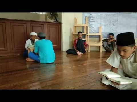 Huffadz Camp V Sekolah Qur'an Indonesia Boarding School Tingkat SMP Bogor Santri