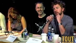 Panel lors du festival de Napa Valley sur le film Any Day Now