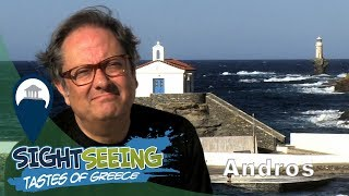 Andros   About Andros town (Chora of Andros)