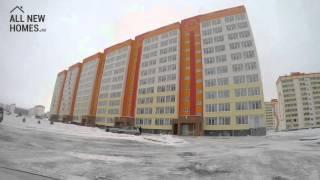 Микрорайон Матрешкин двор Новосибирск. Вид от первого лица