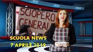 SCUOLA NEWS 7 APRILE 2019