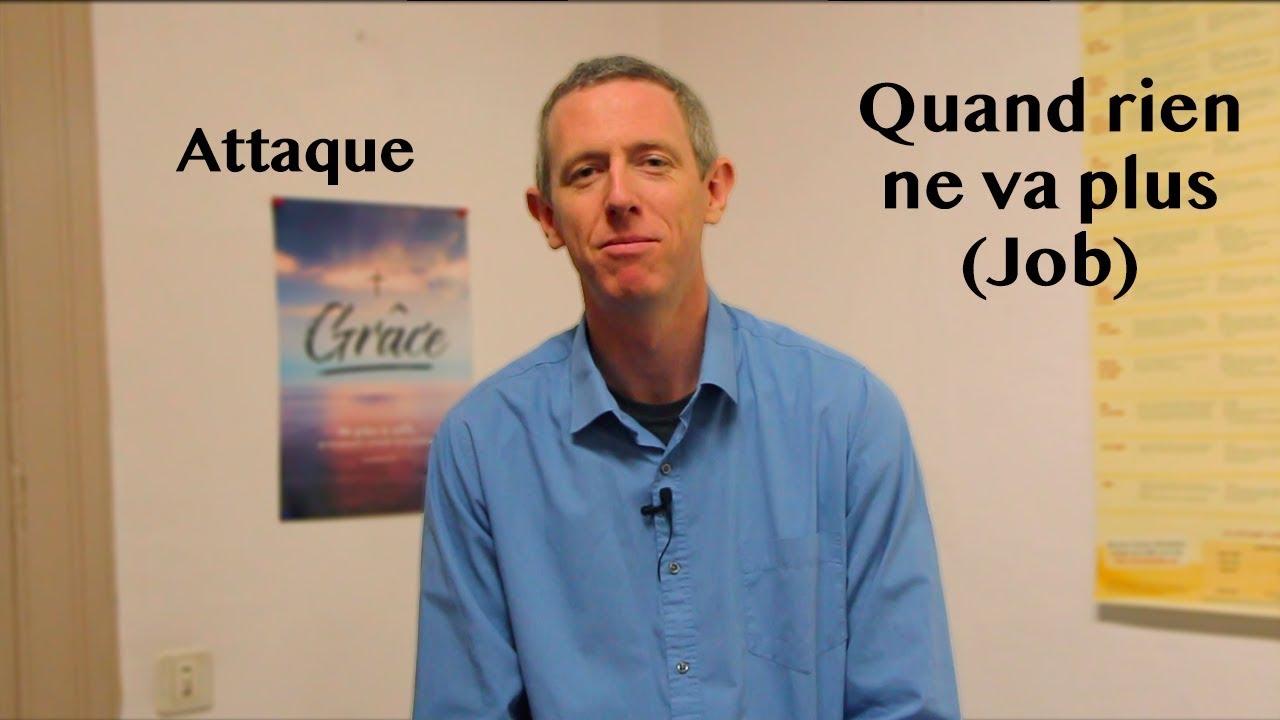 Attaque (Jb 1.9 et 11 ; 2.5-6)