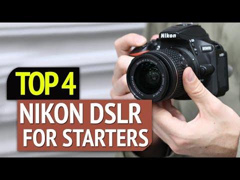 TOP 4: Best Nikon DSLR For Starters 2019