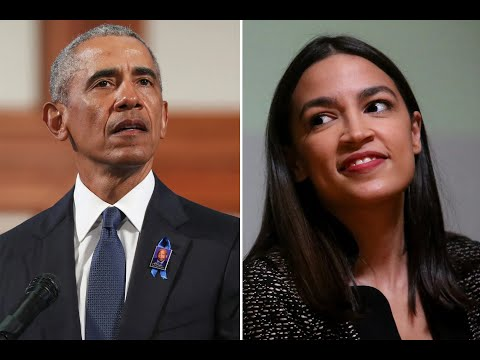 AOC Defends Obama: 'He Did Everything He Could' w/ GOP Obstruction