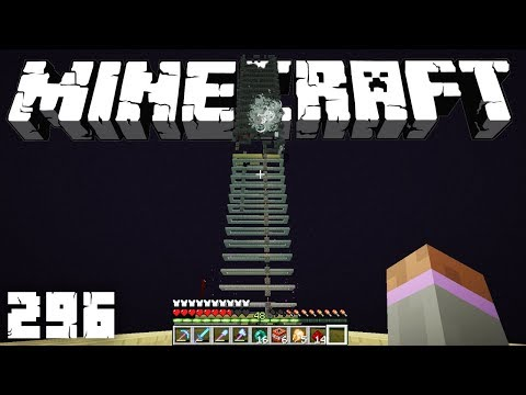 DEMOLICE END FARMY | Minecraft Let's Play #296