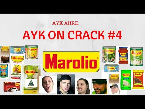 AYK ON CRACK #4 (Alexa Y Keko)IAYK Ahre