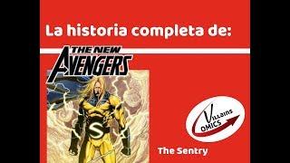 Nuevos Vengadores - El Vigilante
