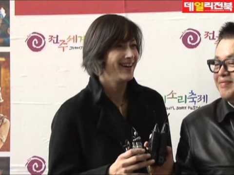 박칼린-김형석 전주세계소리축제 집행위원장 위촉식