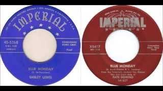 Smiley Lewis - Blue Monday vs Fats Domino - Blue Monday