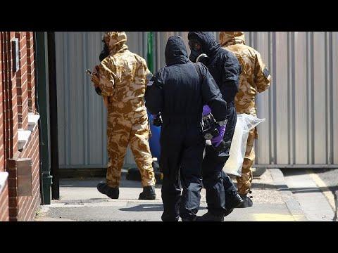 Δεν εκτέθηκε σε Νόβιτσοκ ο βρετανός αστυνομικός