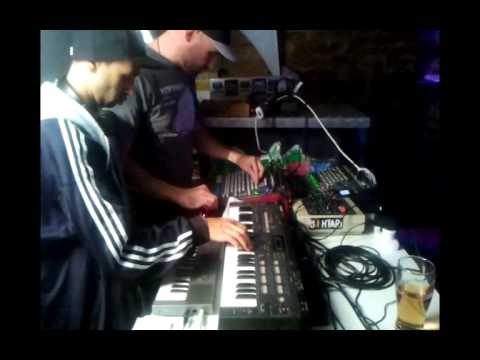 Naram & Art soundcheck live