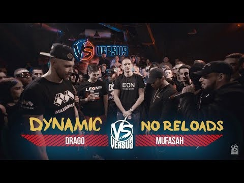 Drago vs Mufasah (dynamic no reloads)