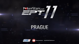 preview picture of video 'EPT 11 Prague 2014 Live Poker Tournament Main Event, Day 2 – PokerStars'
