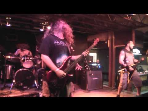 Sledgegrinder - Uniform Depravity Live @ The Brass Mug