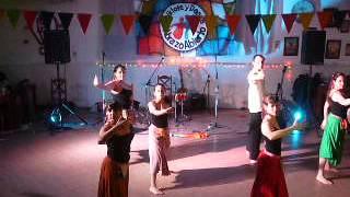 Huelga de Amores - Taller Intermedios Abrazo Abierto - BAILAMIGOS