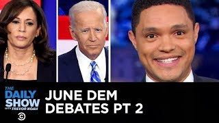Votegasm 2020: The Democratic Debates, Night Two | The Daily Show