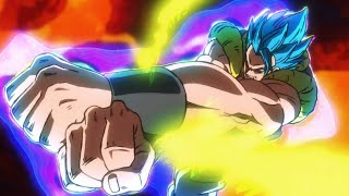 Gogeta vs Broly Official Teaser English Dub | Blizzard by Daichi Miura in English