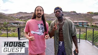 Steve Aoki's Mega Vegas Playhouse | Houseguest With Nate Robinson | The Players' Tribune