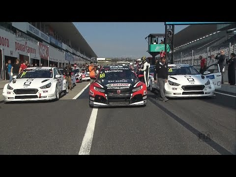 WTCR JAPAN Free Practice 1 - Highlights