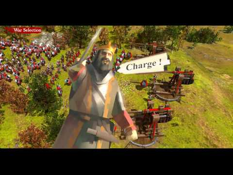 War Selection RTS Teaser Trailer