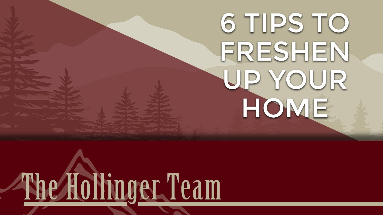 6 Tips to Freshen Up Your Home (Without Breaking the Bank)