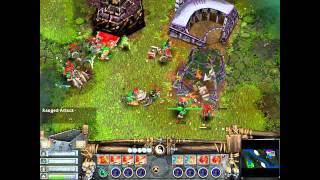 Battle Realms: Winter of the Wolf video