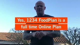 1234 FoodPlan - Book an Online Consultation