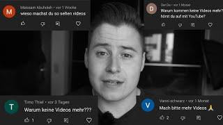 Ich HÖRE AUF mit YouTube ...?