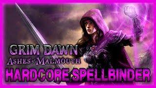 Grim Dawn [v1 0 6 1] Retaliation Witchblade Gladiator