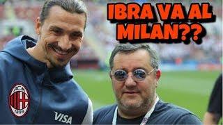 Il Milan non se la passa bene, ma ha un sogno: riportare a Milano Zlatan Ibrahimovic. Sarà così? Il suo agente Mino Raiola ci spiega la situazione... ➜ ISCRIVITI: http://bit.ly/GliAutogolEXTRA ➜ PRIMO CANALE: http://bit.ly/GliAutogolYouTube  Guarda altri video:  ➜ 105 Autogol: http://bit.ly/Autogol105 ➜ Le migliori parodie: http://bit.ly/MiglioriPARODIESportive ➜ Buffa racconta: http://bit.ly/BUFFAracconta  Ti aspettiamo anche sui SOCIAL! ;)  ➜ FACEBOOK: https://www.fb.me/GliAutogol ➜ TWITTER: https://twitter.com/GliAutogol ➜ INSTAGRAM: http://instagram.com/gliautogol/