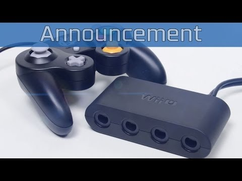 Видео № 0 из игры Контролер Gamecube для Super Smash Bros. for Wii U