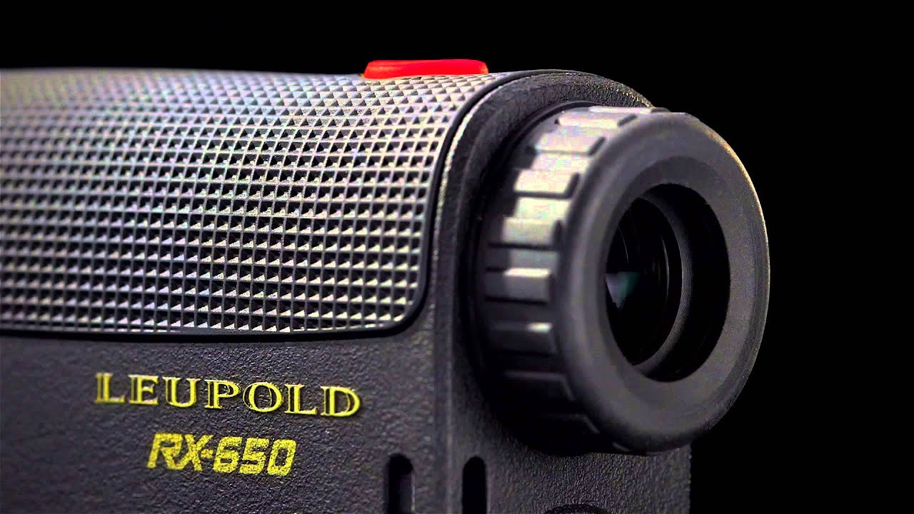 Официальный ролик Leupold RX-650