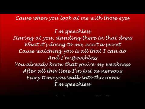 Speechless - Dan + Shay Lyrics Mp3