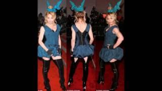Экстравагантные наряды Мадонны